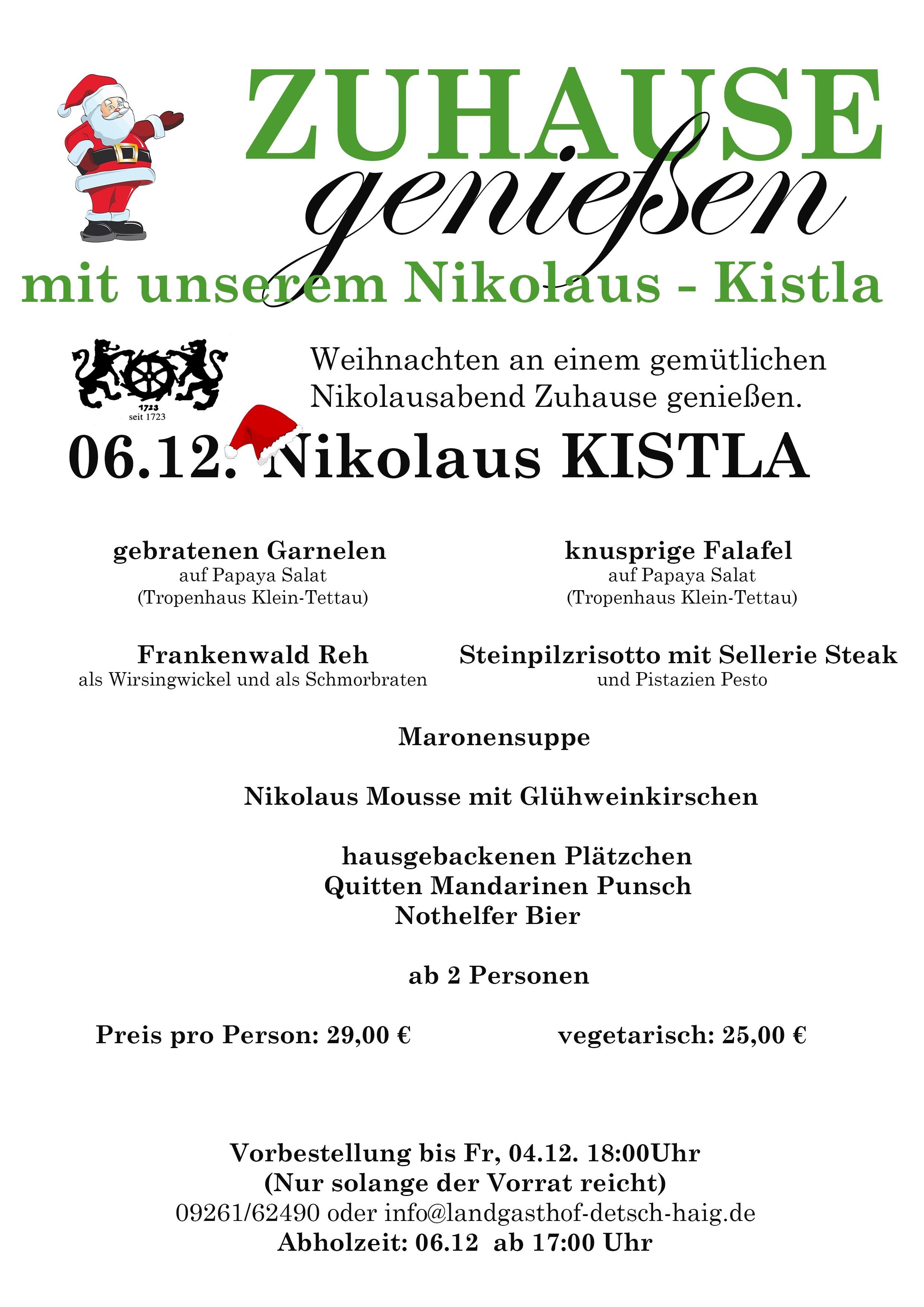Nikolaus Kistla